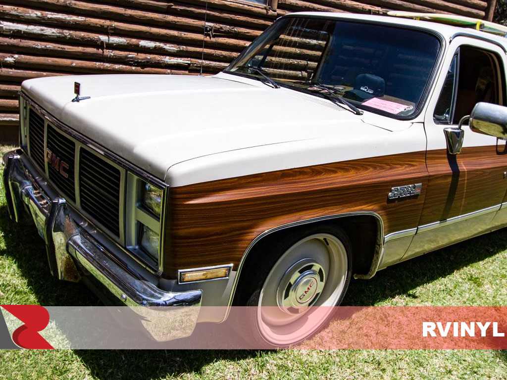 Rcraft? Royal Oak GMC Sierra Panel Wrap