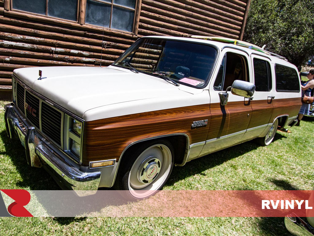 Rcraft? Royal Oak Sierra Classic Panel Wraps