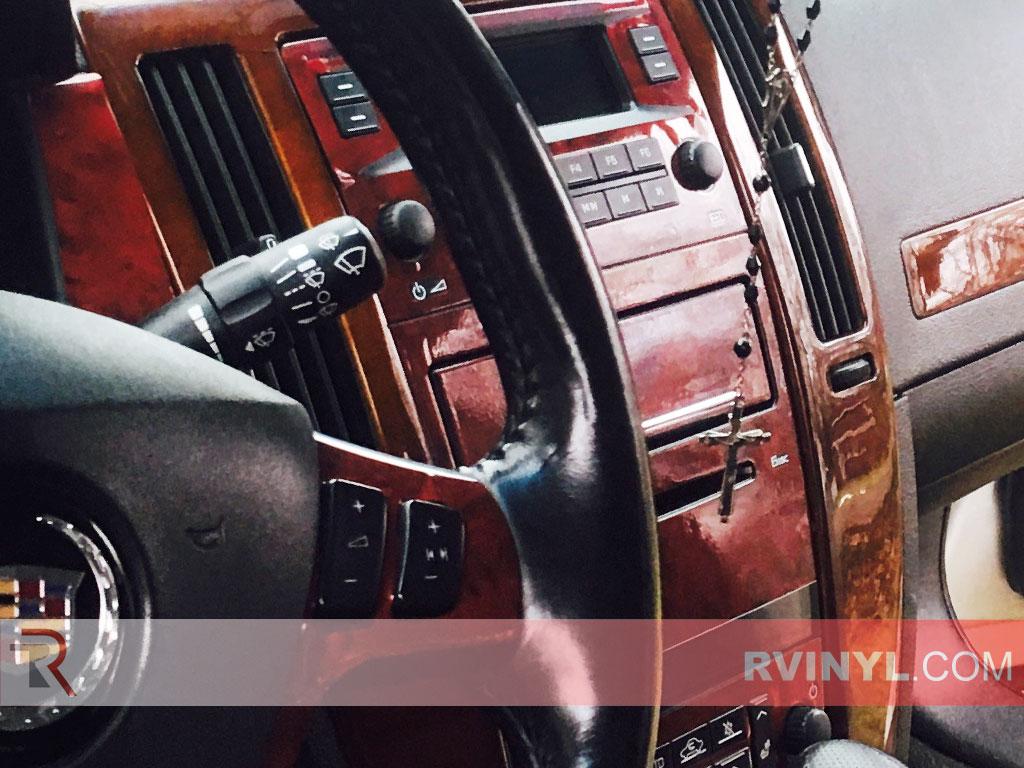 Cadillac Sts 2005 2007 Dash Kits Diy Dash Trim Kit
