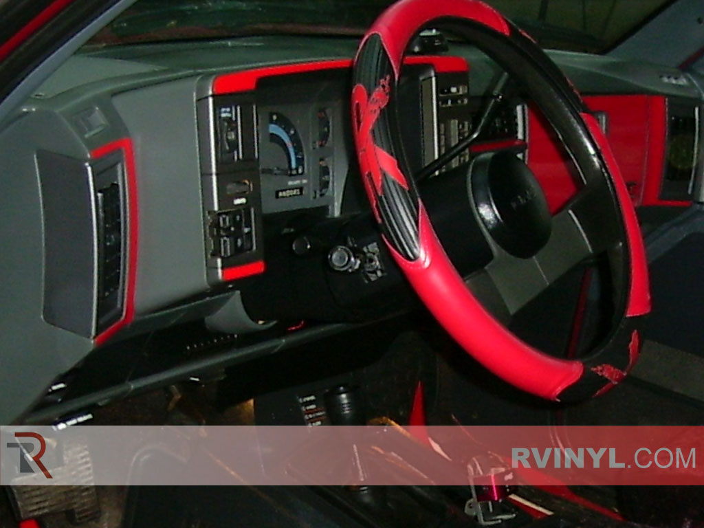 chevy s 10 pickup custom dash kit