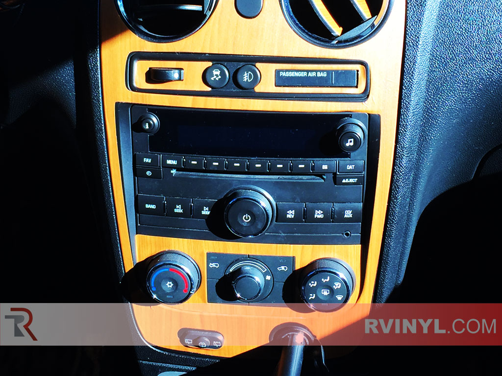 Chevrolet Hhr Ss 2008 2010 Dash Kits Diy Dash Trim Kit