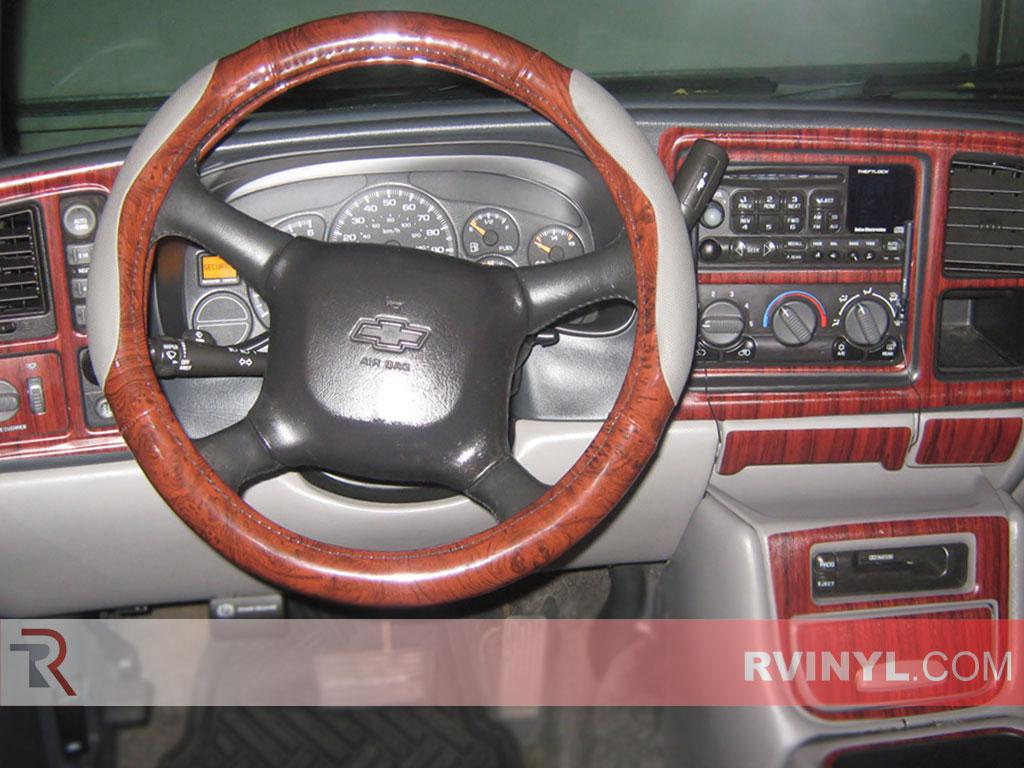 Chevrolet Tahoe 2000 2002 Custom Dash Kits