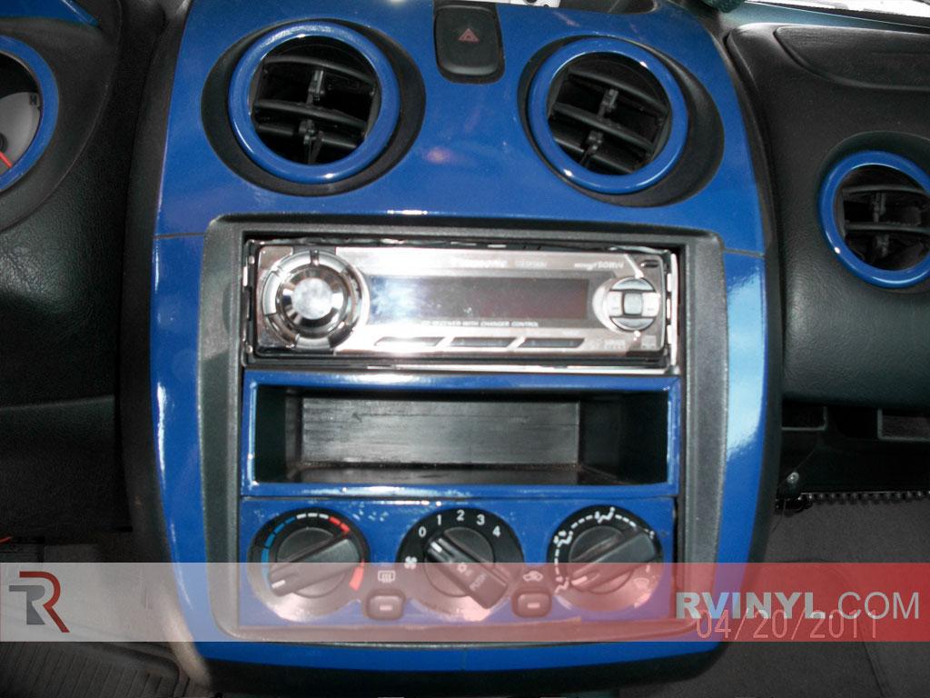 Chrysler Sebring Coupe 2001-2002 Dash Kits | DIY Dash Trim Kit