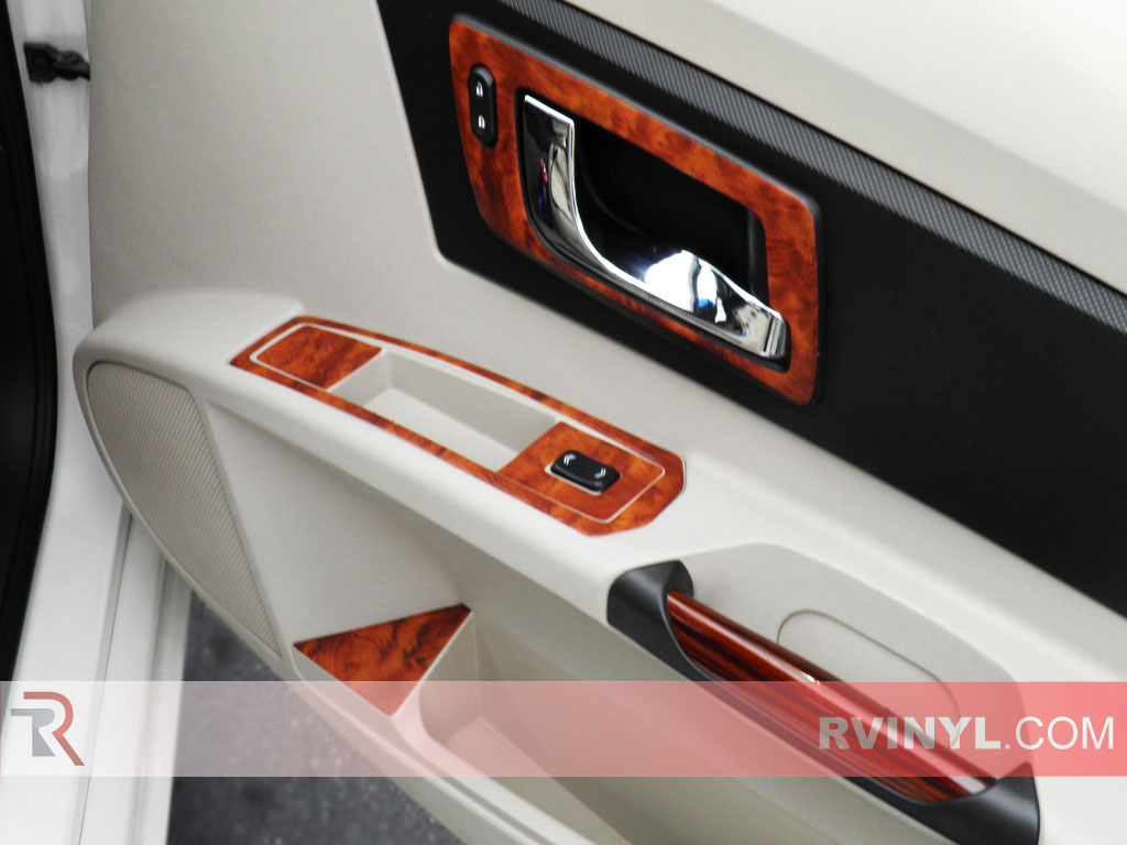 Wood Door Control and Pull Dash Kit