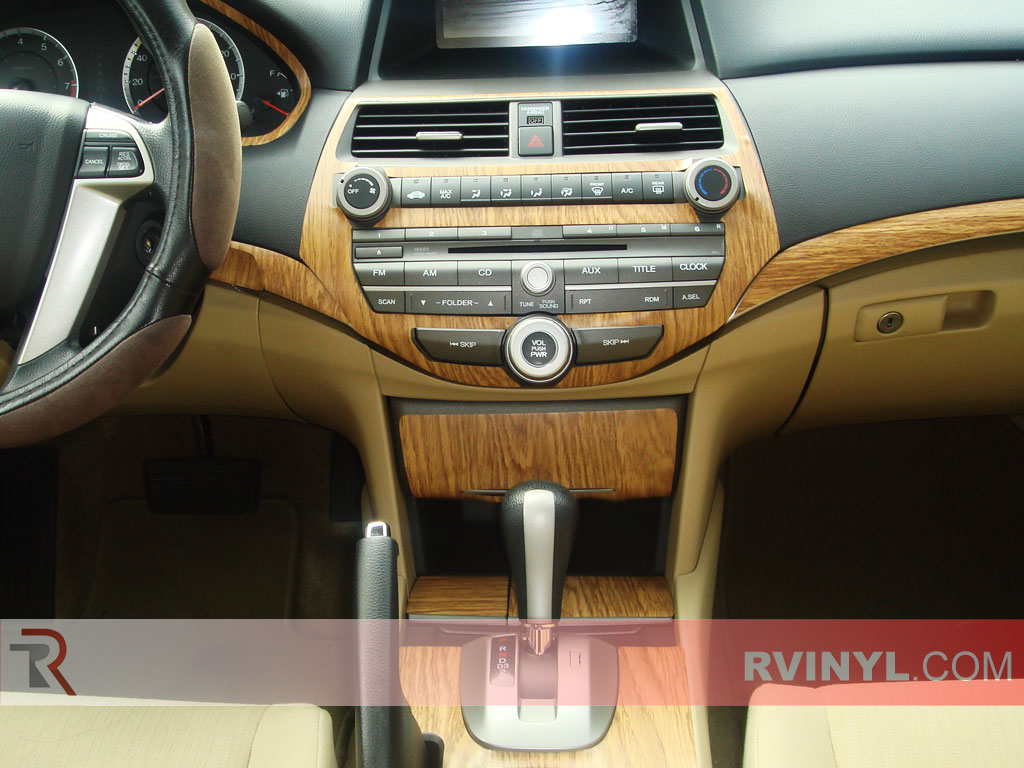 Custom Wood Interior Accent Kit