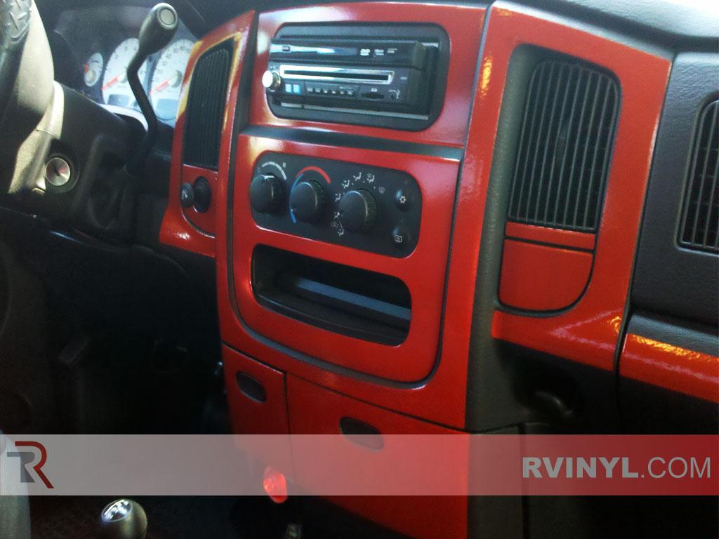 Dodge Ram 2002 2005 Dash Kits With Heater Control Trim