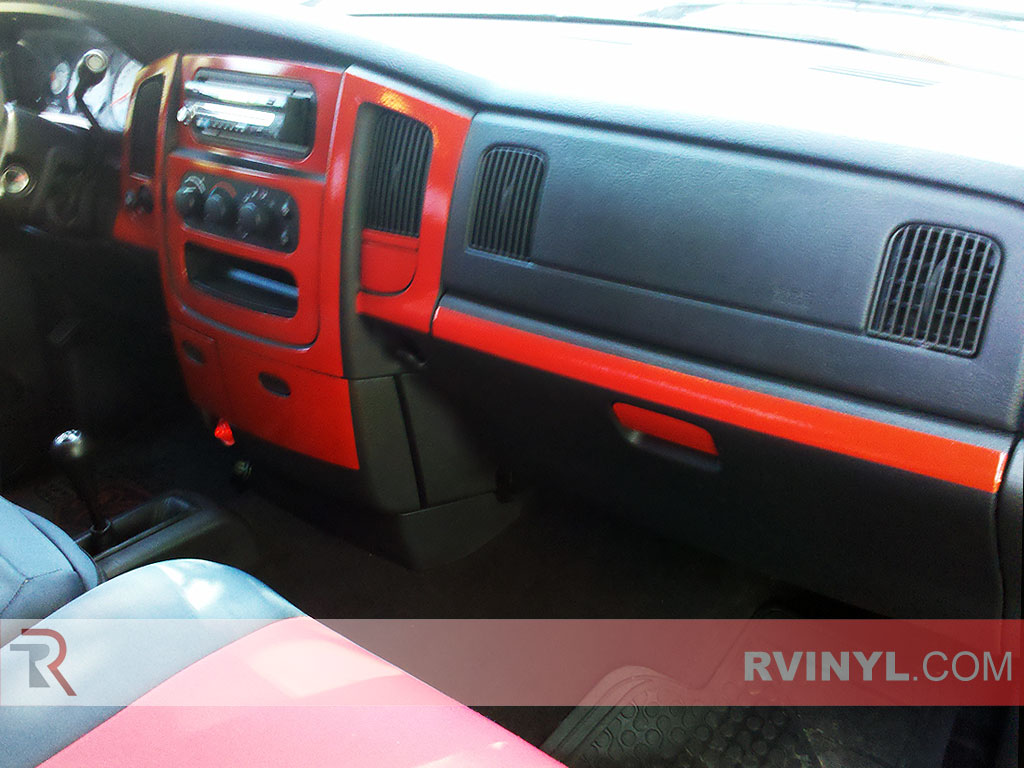 Dodge Ram 2500 2003 2005 Custom Dash Kits