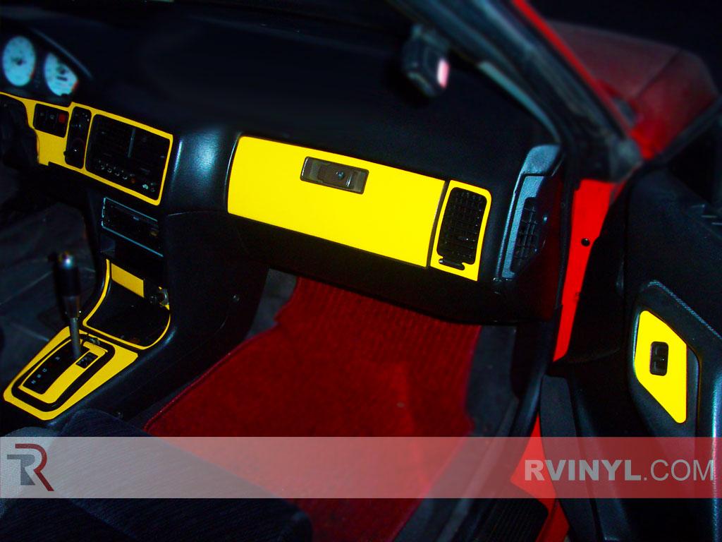 Acura Integra 1989 1993 Dash Kits Diy Dash Trim Kit
