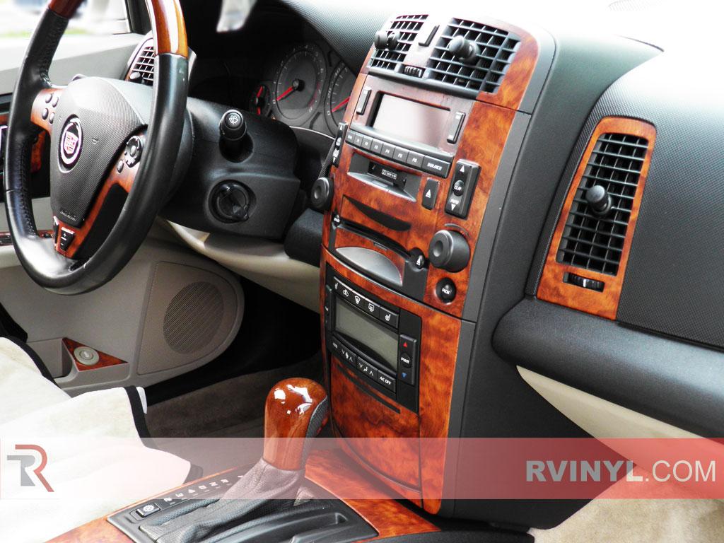 Cadillac Cts 2003 2007 Dash Kits Diy Dash Trim Kit