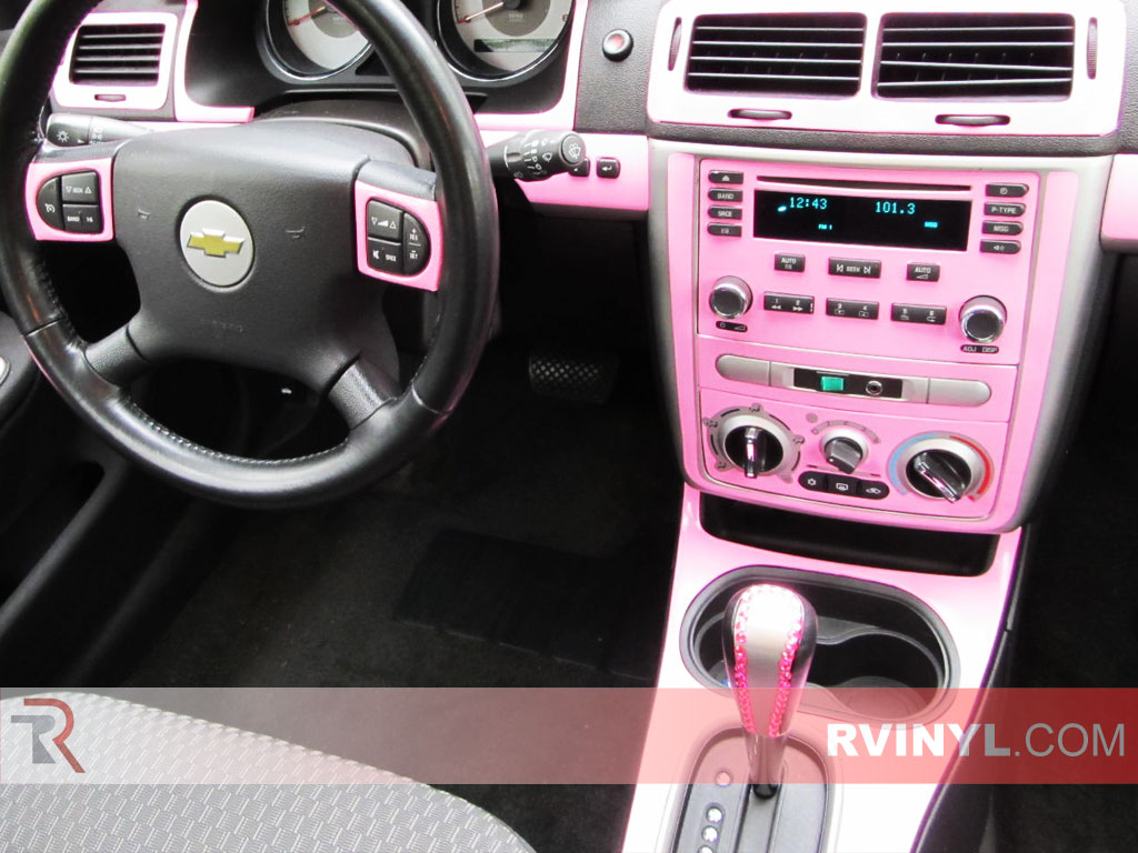 2010 Chevy Cobalt Interior