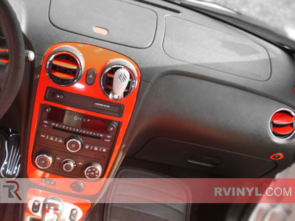 Chevrolet Hhr 2006 2007 Dash Kits With Air Vent Rings