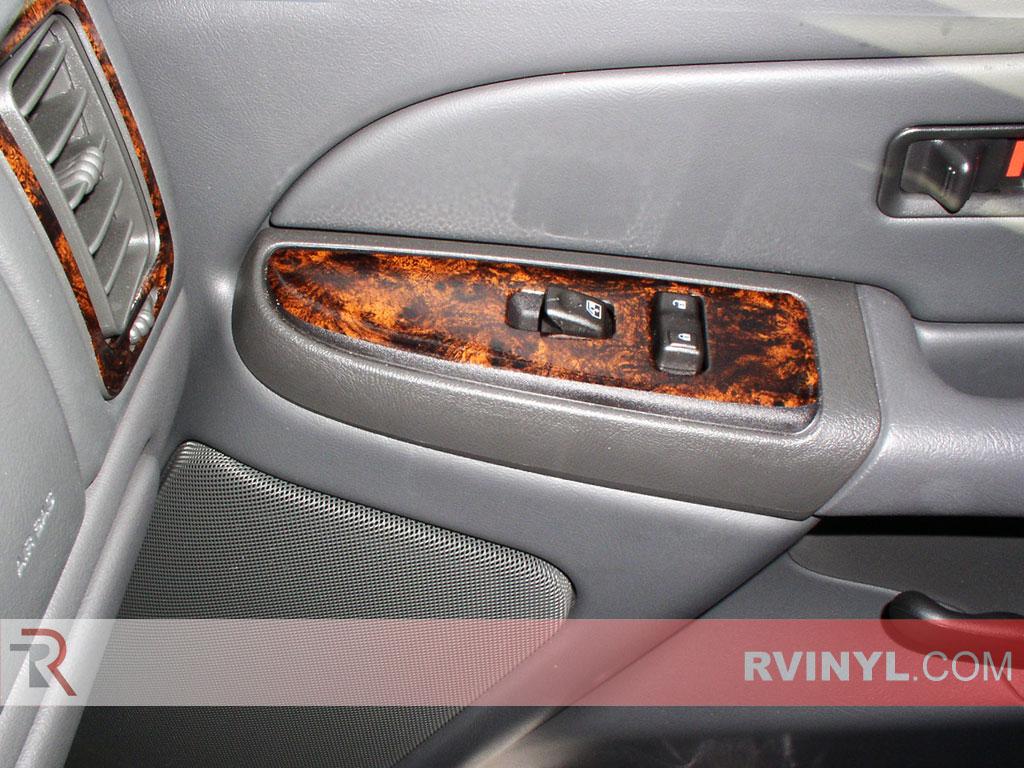 Chevrolet Tahoe 2003 2006 Dash Kits Diy Dash Trim Kit