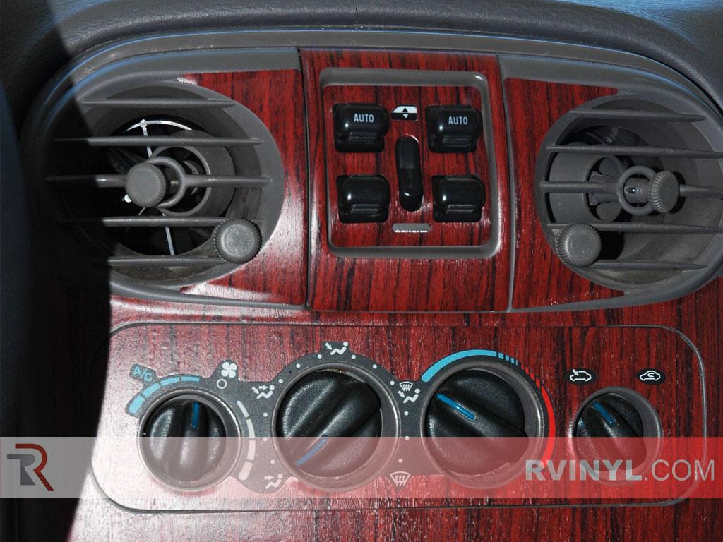 Chrysler Pt Cruiser 2001 2005 Dash Kits Diy Dash Trim Kit