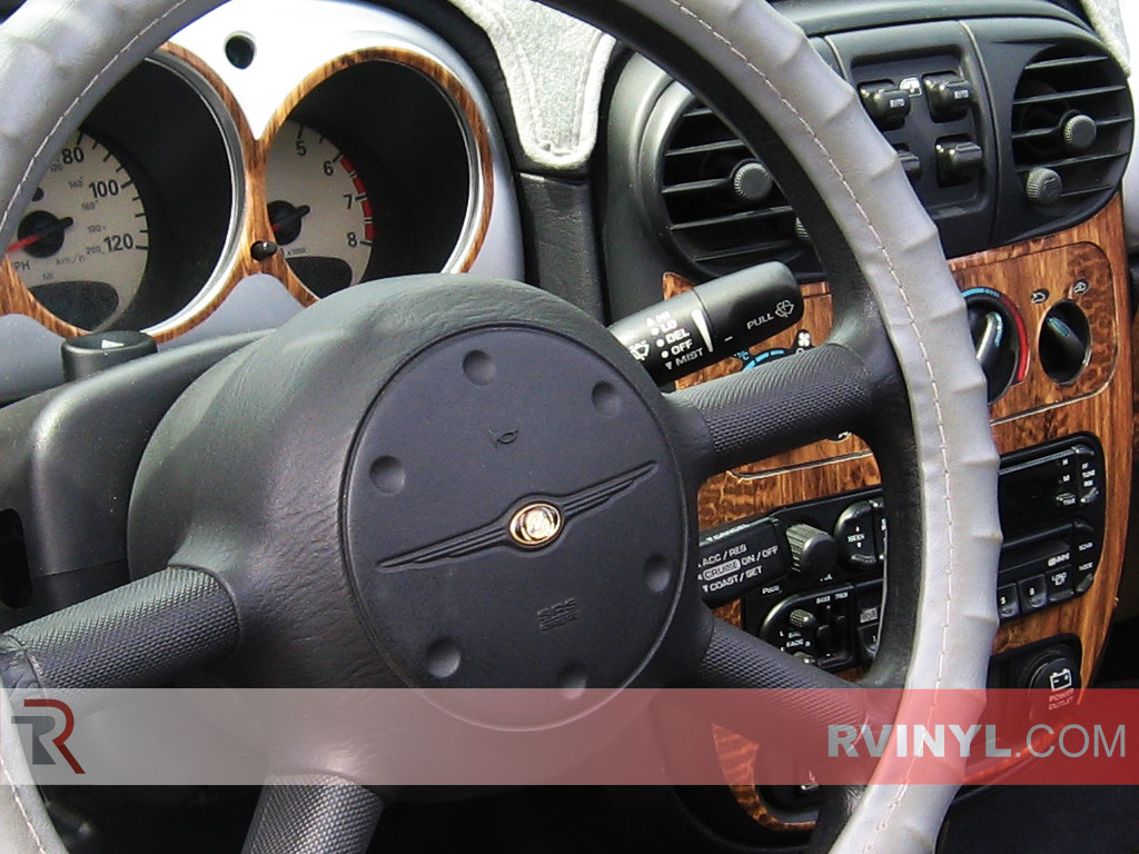 Chrysler pt cruiser 2001 2005 dash kits diy dash trim kit chrysler pt cruiser 2001 2005 dash kits with gauge ring trim publicscrutiny Gallery