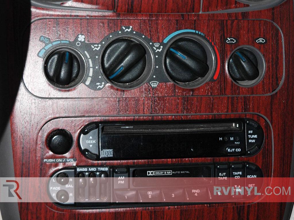 Chrysler pt cruiser 2001 2005 dash kits diy dash trim kit chrysler pt cruiser 2001 2005 mahogany dash kits publicscrutiny Gallery