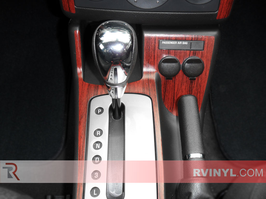 Pontiac G6 2005-2009 Dash Kits With Custom Shifter Trim