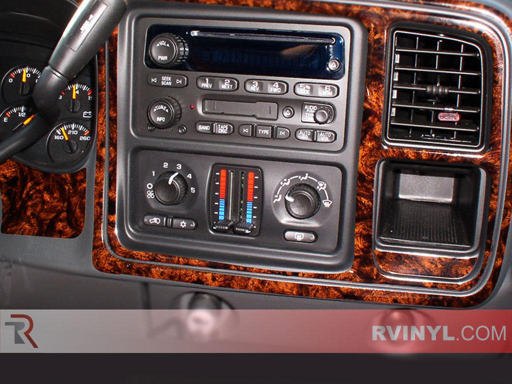 Gmc Sierra 2003 2006 Dash Kits Diy Dash Trim Kit