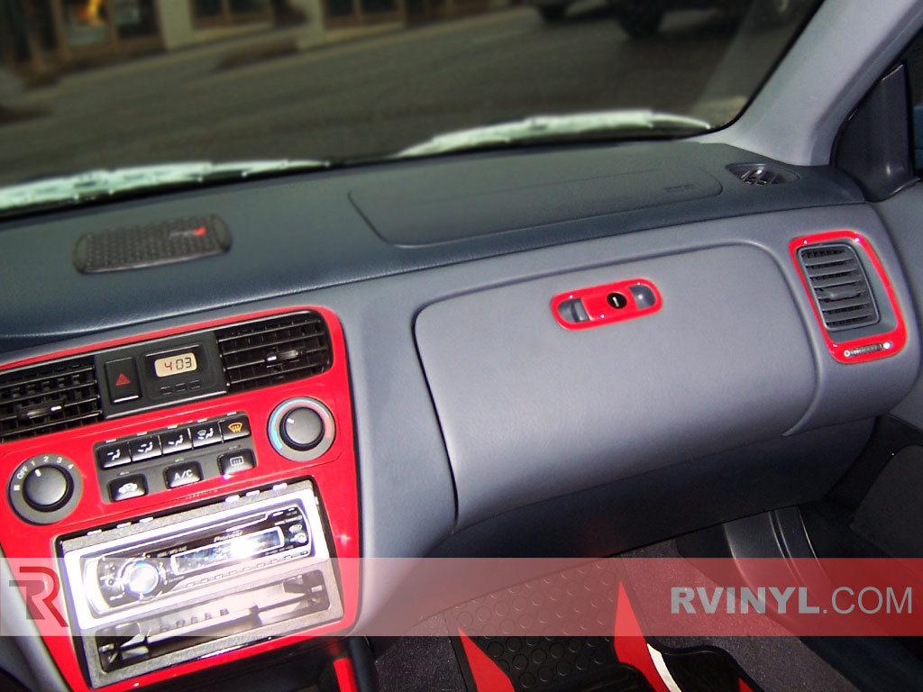 Honda Accord 2000 Interior Parts