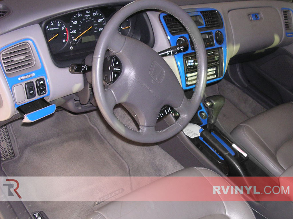 Honda Accord 1998 2000 Dash Kits Diy Dash Trim Kit