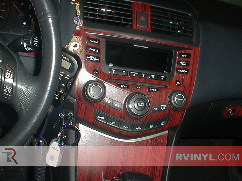 2002 Honda Accord Radio Kit Karmashares Llc Leveraging 2001 Dash Kits With Rosewood Finish