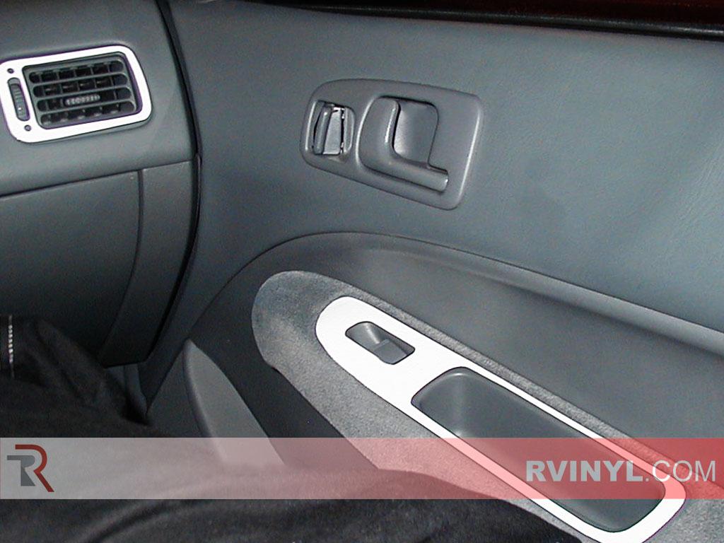 Harajuku Sticker Bomb Rvinyl Rdash Dash Kit Decal Trim for Honda Civic 1996-1998