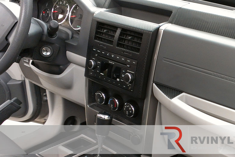 Jeep Liberty 2008 Dash Kits