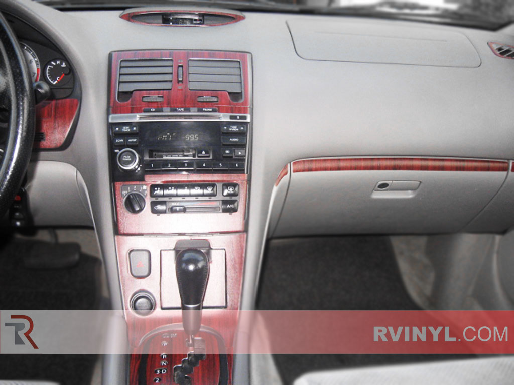 Nissan Maxima 2002 2003 Wood Dash Kits