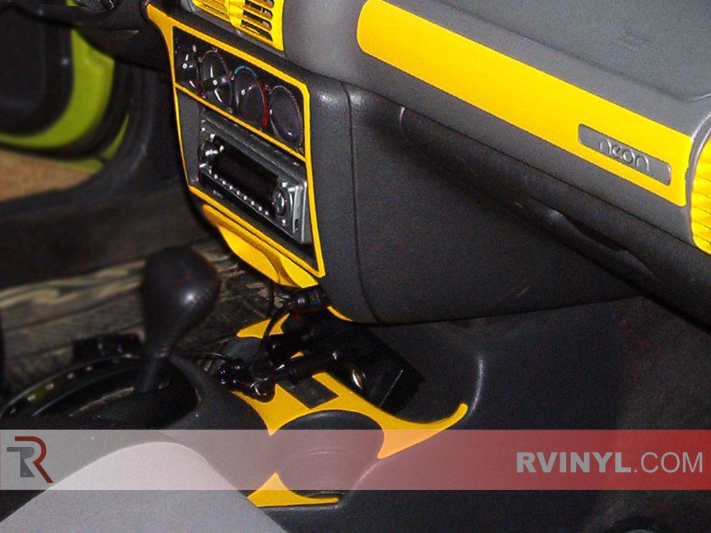 Rdash™ Plymouth Neon 1995-1999 Dash Kits