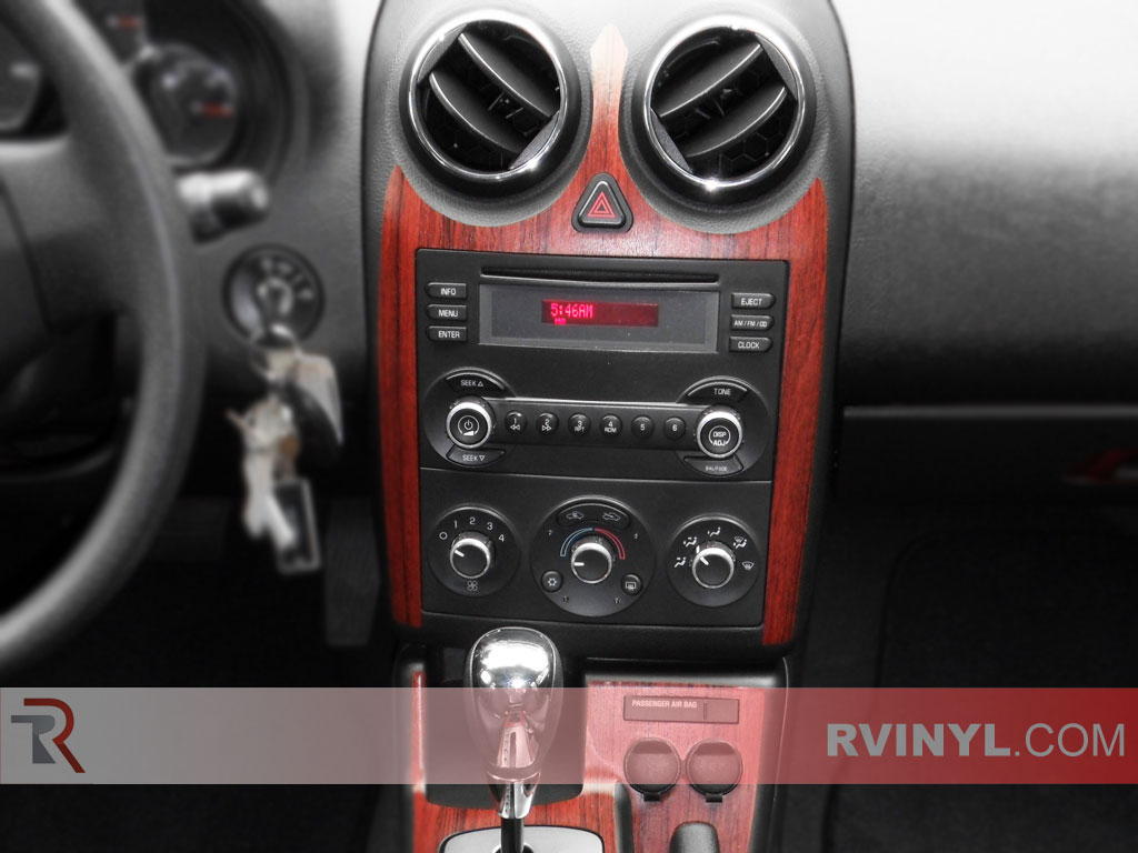 Custom Pontiac G6 Interior Images Galleries With A Bite