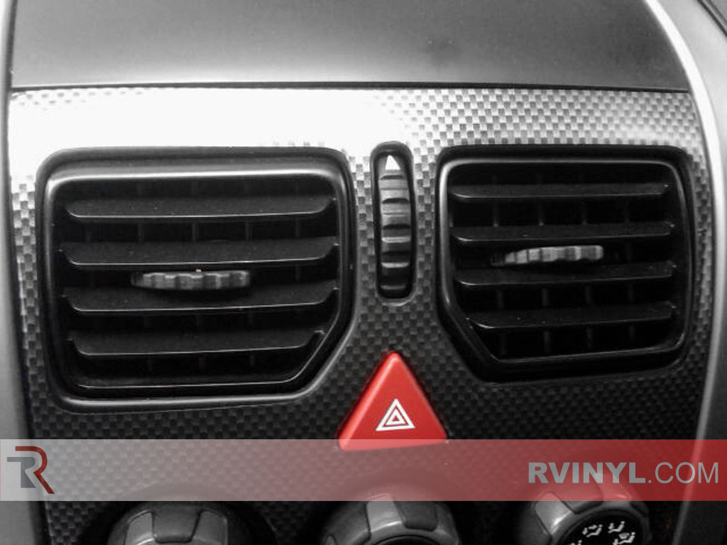 Pontiac GTO 2004-2006 Dash Kits With 2D Printed Carbon Finish