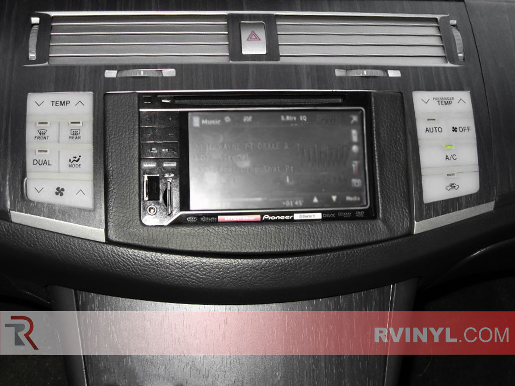 Toyota Avalon 2005 2009 Dash Kits
