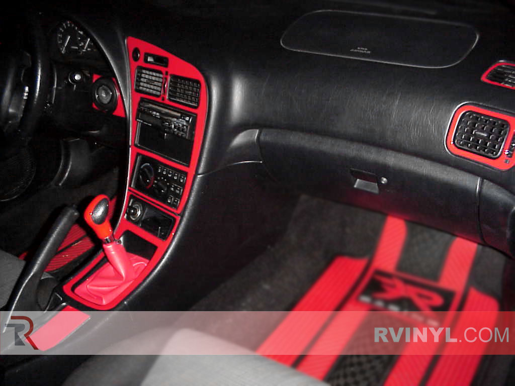 Toyota Celica 1994-1999 Dash Kits With Manual Transmission Trim