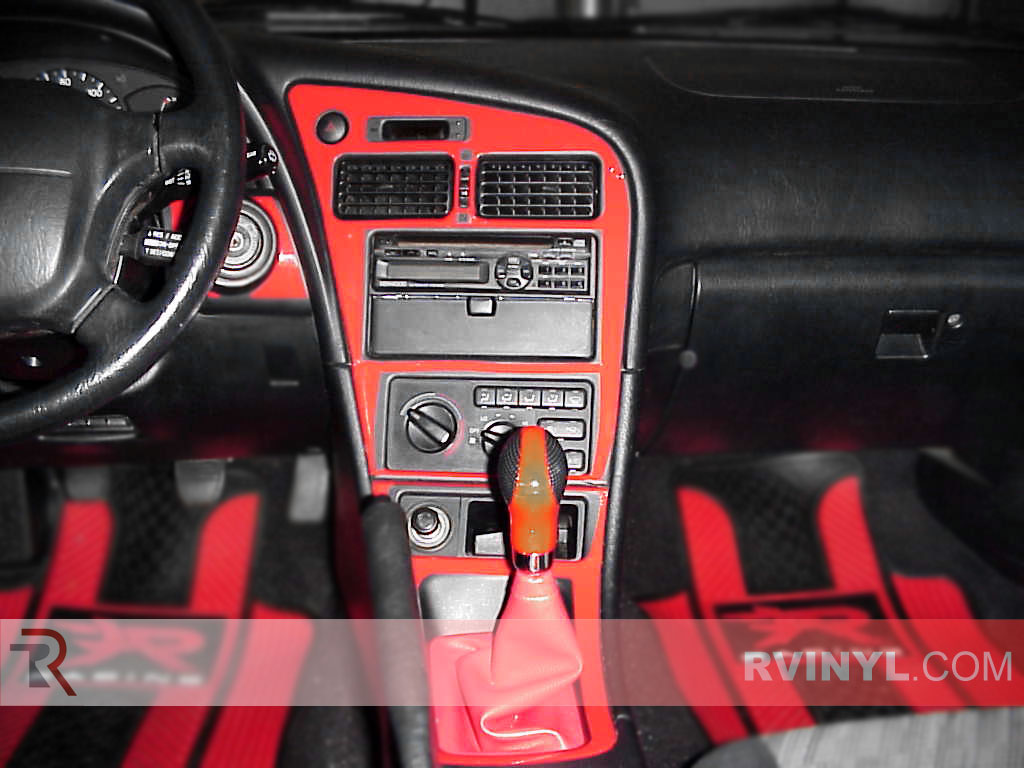 Toyota Celica 1994-1999 Custom Dash Kits With Factory Radio Trim