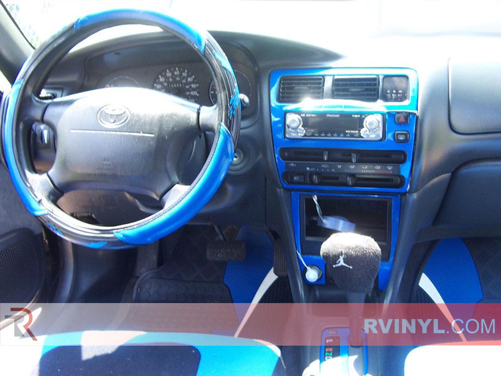 Toyota Corolla 1994 1997 Dash Kits Diy Dash Trim Kit