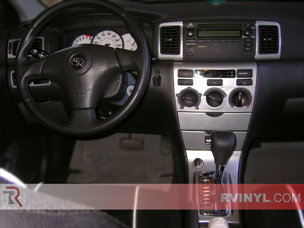 2003 Toyota Corolla Interior Parts
