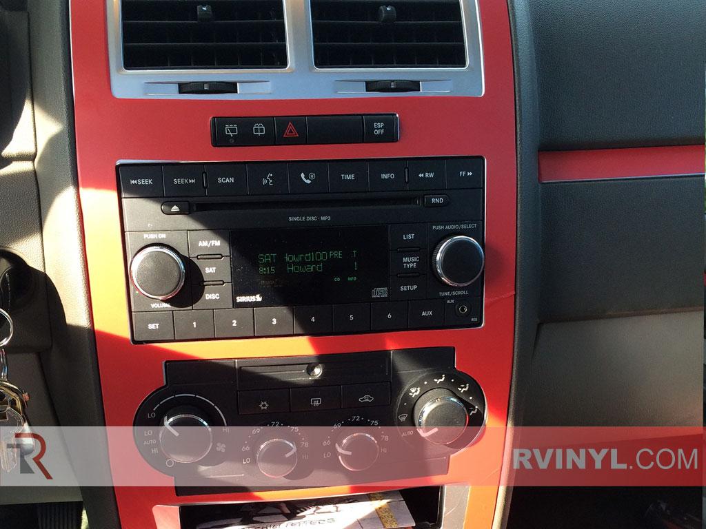 2010 dodge charger dash panel