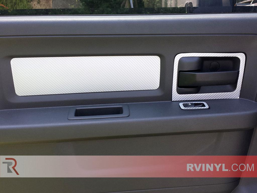 Dodge Ram 1500 2009-2012 Dash Kits | DIY Dash Trim Kit