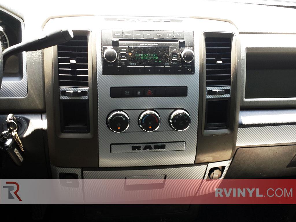 Dodge Ram 1500 2009 2012 Dash Kits Diy Dash Trim Kit