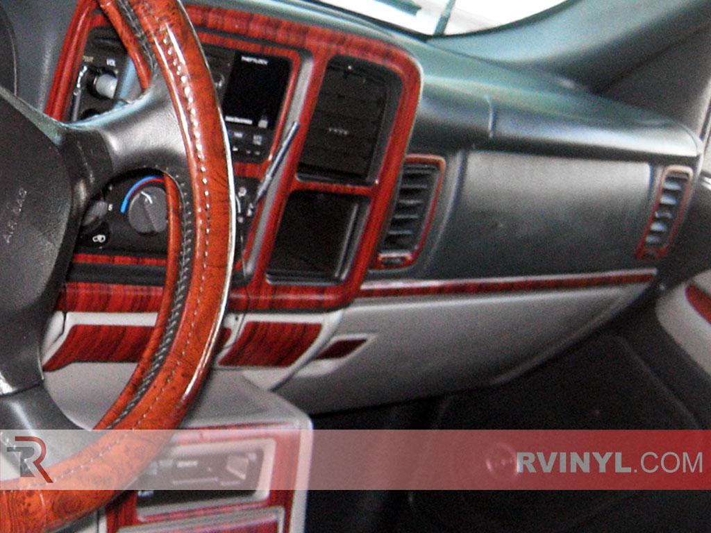 Gmc Yukon 2000 2002 Dash Kits With Factory Radio Surround