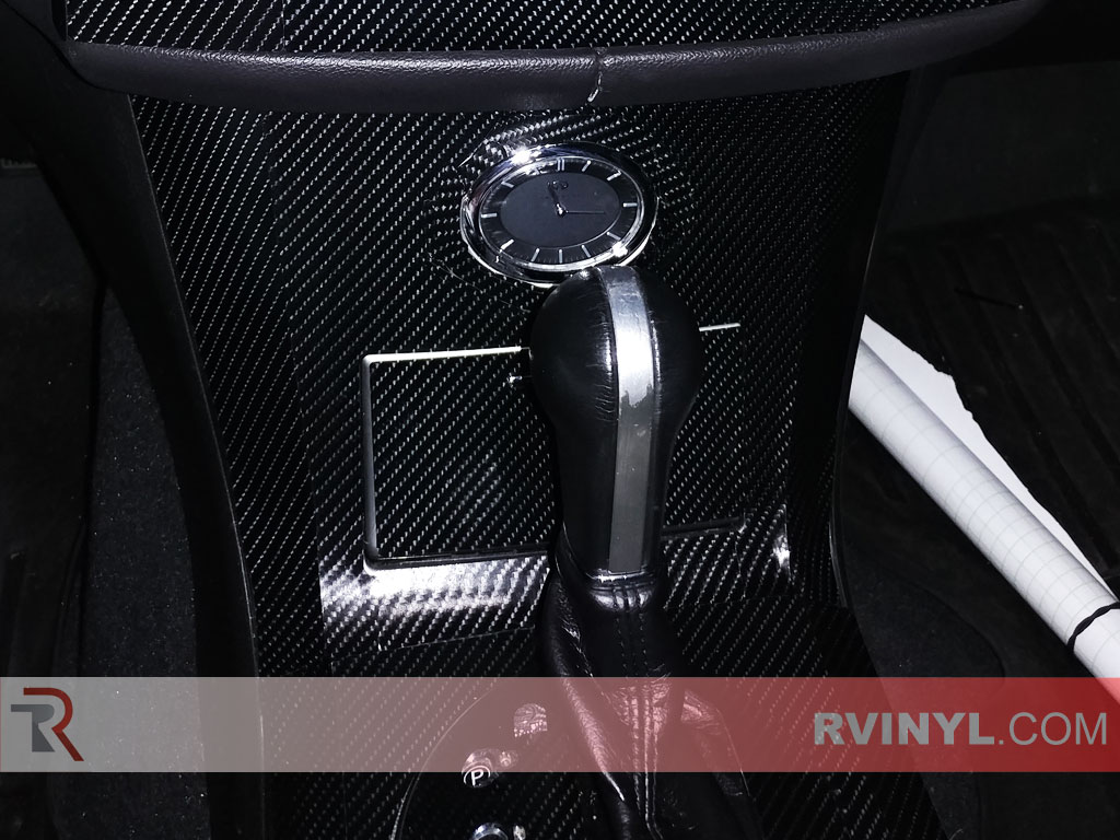 Infiniti FX45 2006-2008 Dash Kit Carbon Fiber