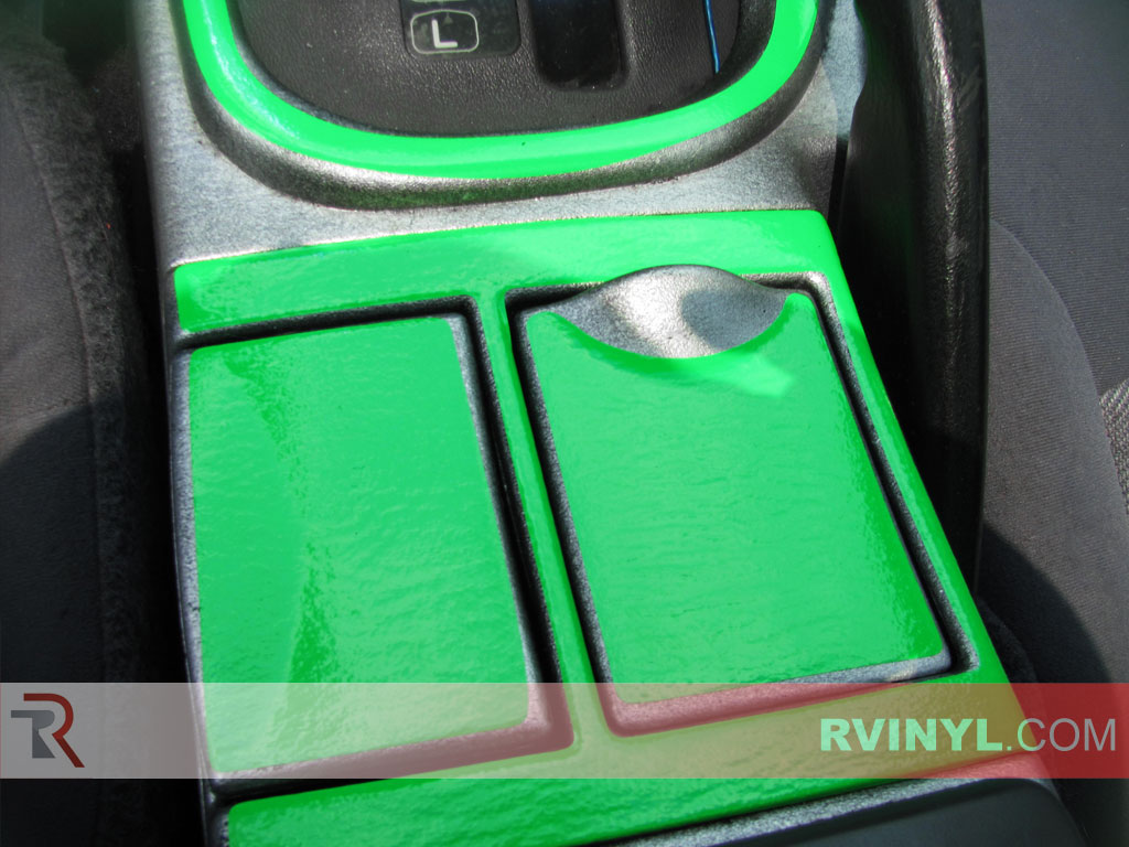 Mitsubishi Eclipse 1995-1999 DIY Dash Kits WIth Ashtray Door Trim