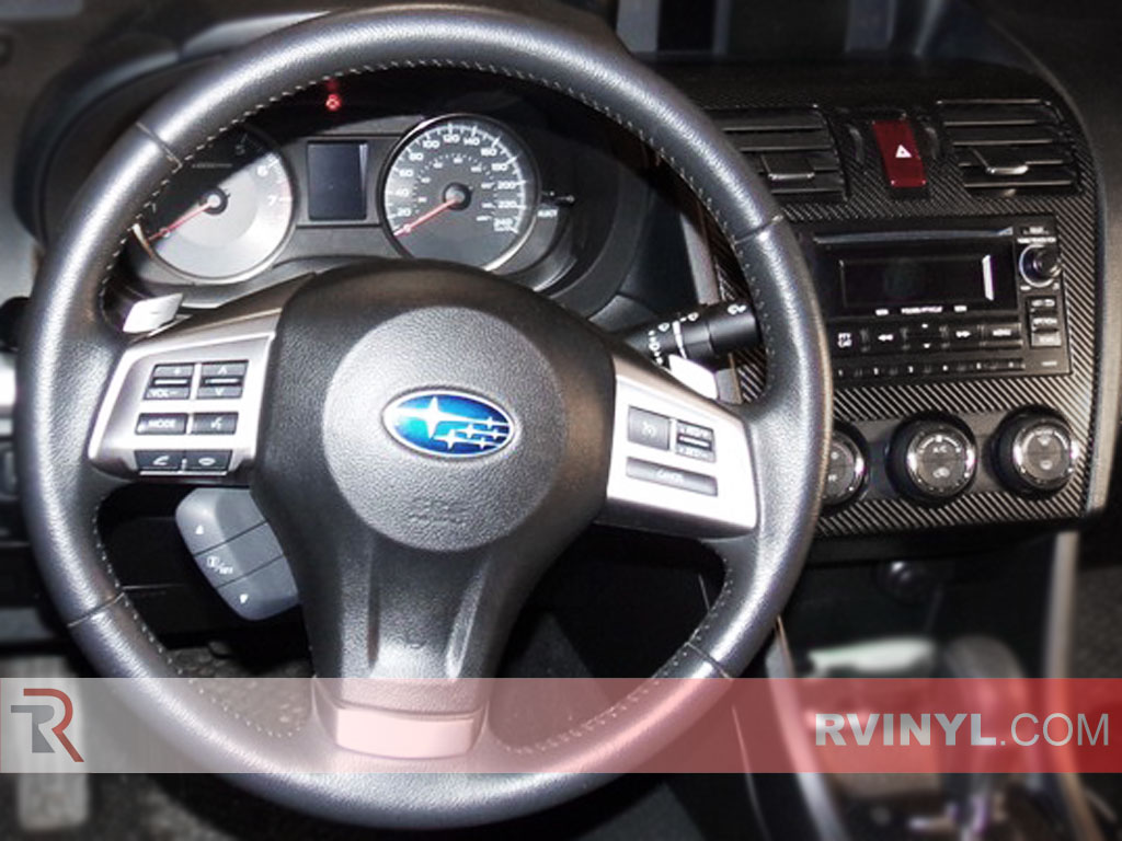subaru xv crosstreck 2013-2015 dash kits | diy dash trim kit