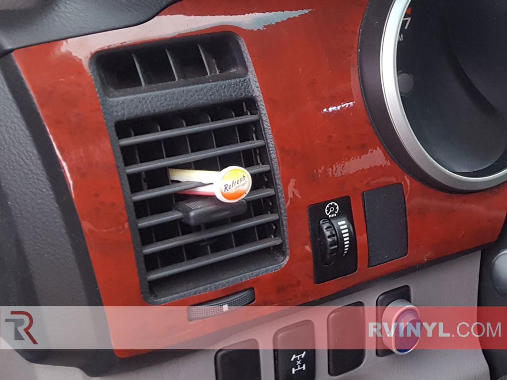 Dash Kit Trim for Toyota 4RUNNER 06-09 Tuning Detailing Dashboard TYT-5B  ooo