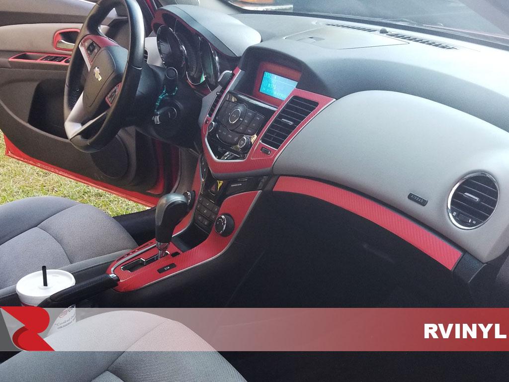 Chevrolet Cruze 2011 2015 Dash Kits Diy Dash Trim Kit