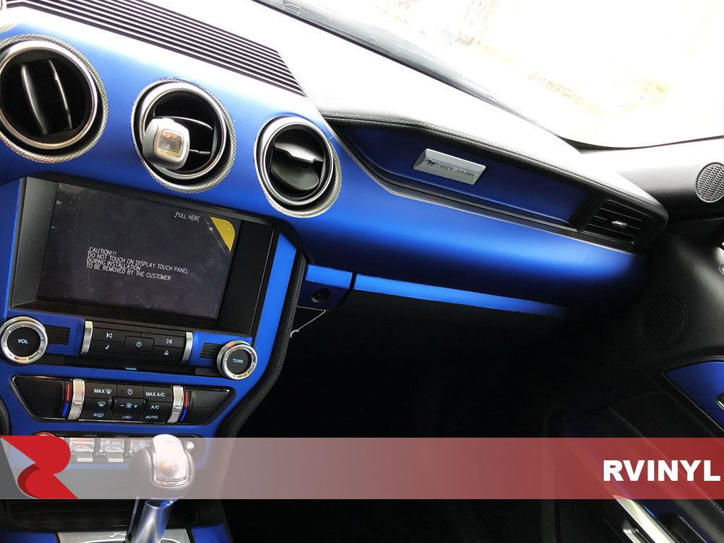 Rdash™ Ford Mustang 2015-2018 Dash Kits