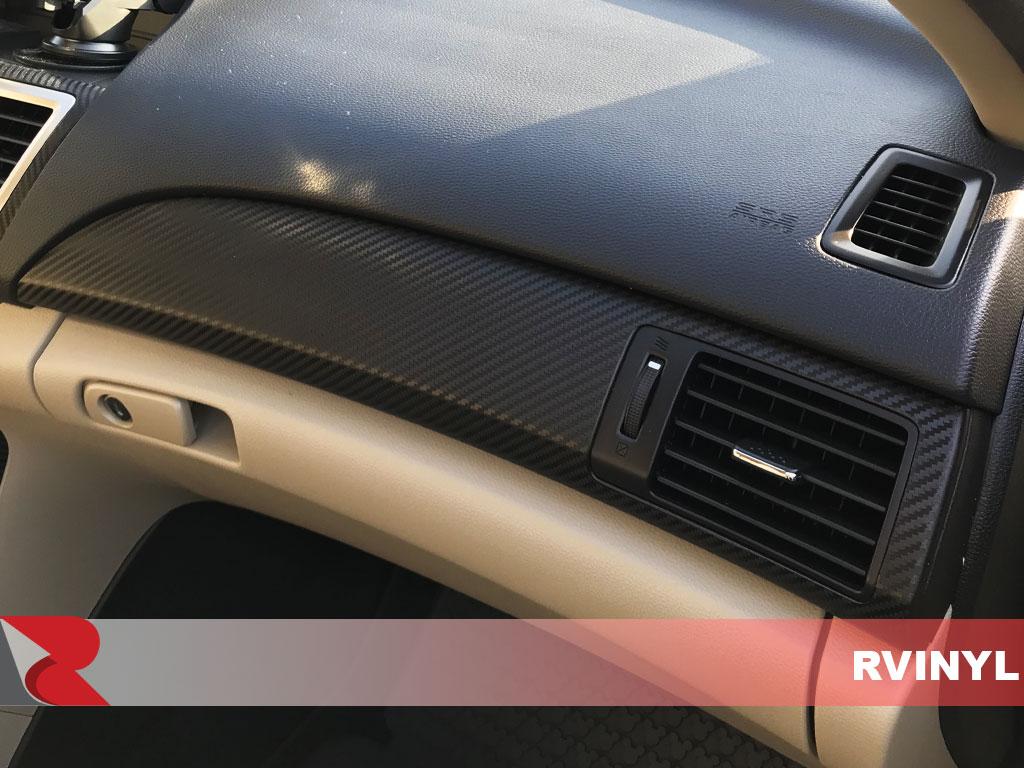 Rdash Carbon Fiber Penger Ventilation Trim