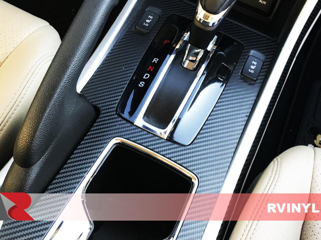 Rdash Carbon Fiber Shift Control Trim