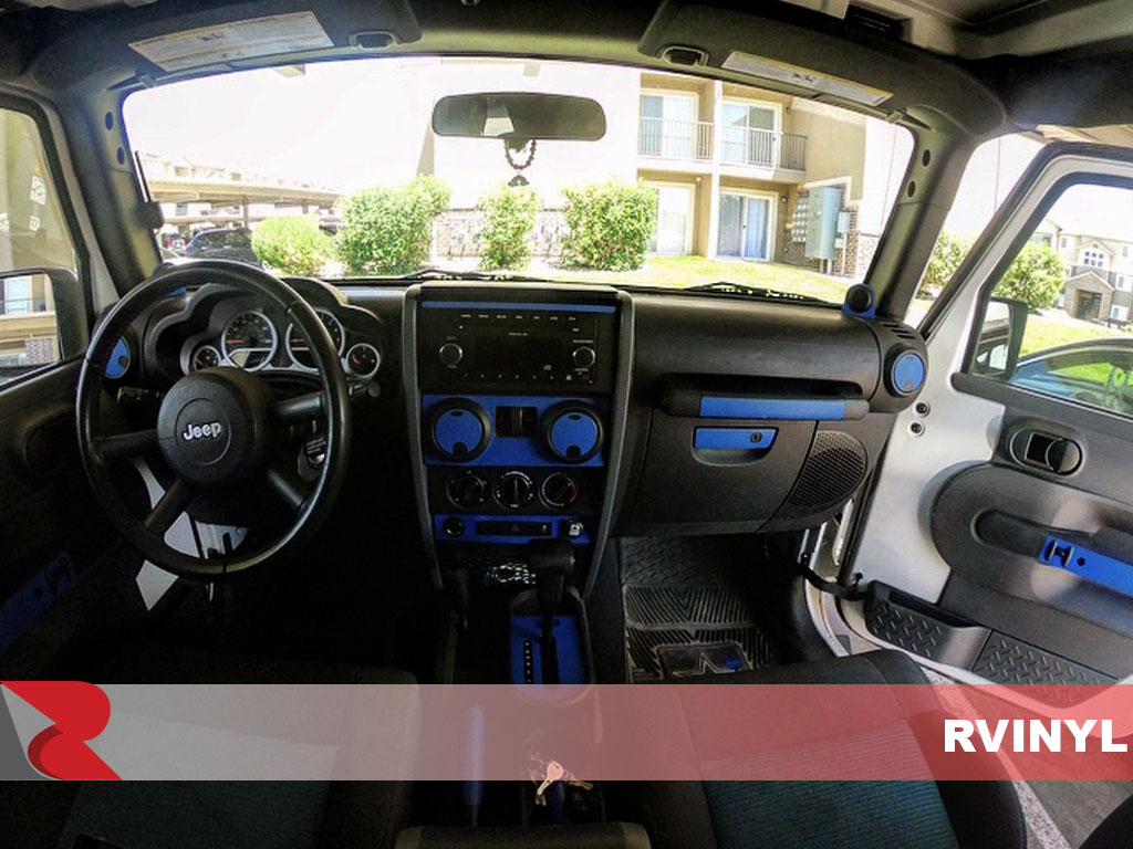 Rdash™ Jeep Wrangler 2007-2010 Dash Kits