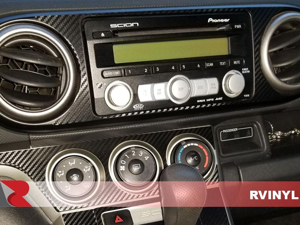 Rdash Carbon Fiber Dash Kit for Scion xB 2008-2015