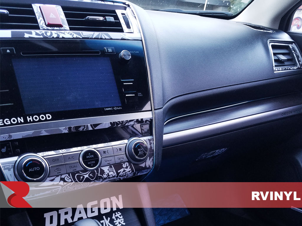 Rdash Subaru Legacy Dash Kit With Venice Beach Vinyl